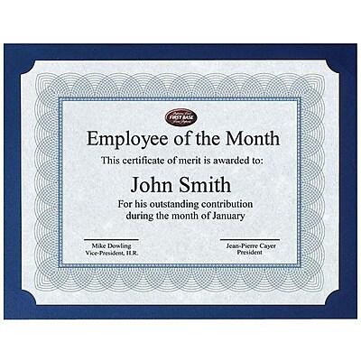 Award & Certificate Paper