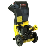 "STANLEY 6.5 HP Chipper Shredder, 2.25"" Diameter Feeder"