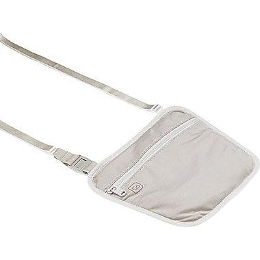 Go Travel Discreet Body Pouch, Ivory