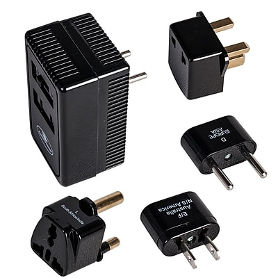 Voltage Converters & Adapters