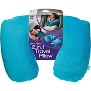 Go Travel Pillow Duo 2-in-1 Convertible Pillow