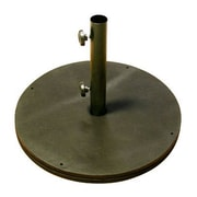 Buyers Choice Phat Tommy Cast Iron Free Standing  Umbrella Base