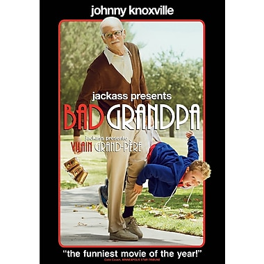 Jachass Presents: Bad Grandpa (DVD)