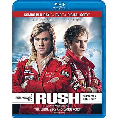Rush (Blu-ray/DVD)