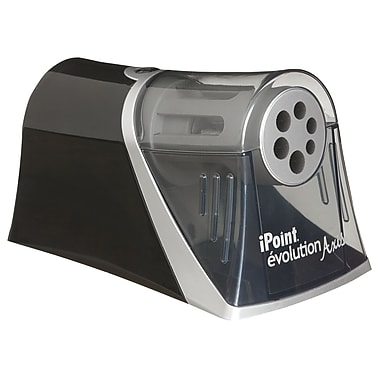 Westcott® iPoint Axis Evolution Classroom Electric Pencil Sharpener