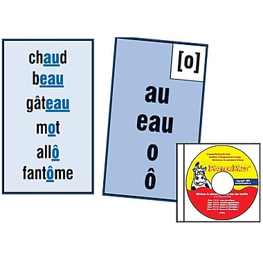 French Phonics Teacher Pack - Vowels