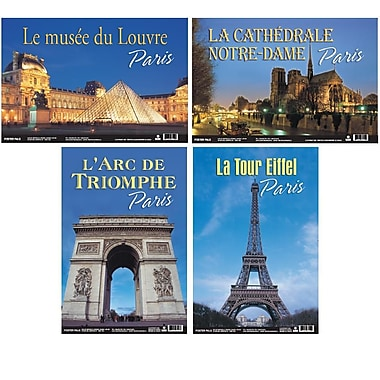 French Paris Posters