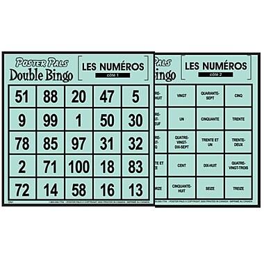 Bingo en français – Chiffres