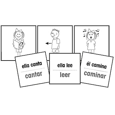 Spanish Flashcards - Action Verbs