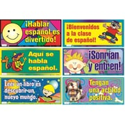 Ensemble d'affiches espagnol