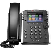 Polycom Vvx 410 Ip Phone, Cable, Desktop