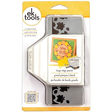EK Success® Large Edge Punch, Falling Leaves, 2 1/2