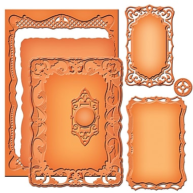 Spellbinders® Nestabilities® Majestic Elements Die, Nobel Rectangles