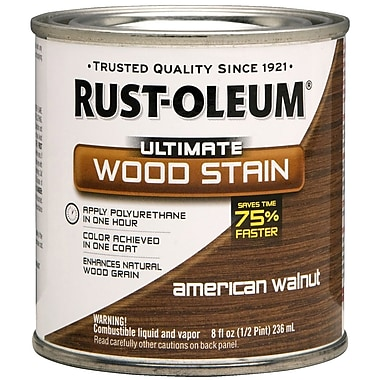 Rust-Oleum® Ultimate 8 oz. Half Pint Wood Stains