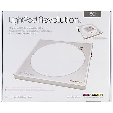 Artograph® LightPad Revolution™ 80 LED Light Box, 8 3/4