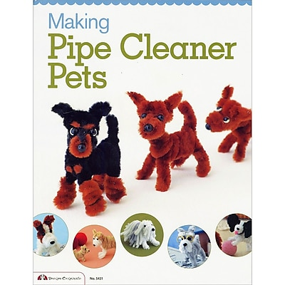 Design Originals Making Pipe Cleaner Pets Book By Boutique-Sha