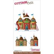 "CottageCutz® 4"" x 8"" Thin Metal Die, Board Game Factory"