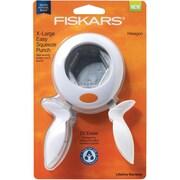 "Fiskars® Squeeze Punch, X-Large Hexagon, 2"""