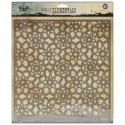 "Prima Marketing™ 12"" x 12"" Elementals Stencil, Lace"