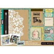 K&Company SMASH Nostalgia Journal Folio Gift Set, 40 Pages