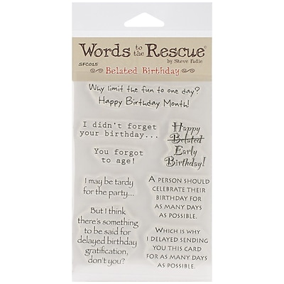 Words To The Rescue 8