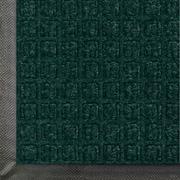 Andersen Waterhog Classic Polypropylene Indoor Floor Mat, 6' x 8', Evergreen with Cleated Backing