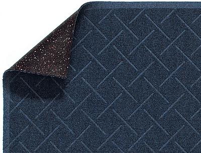 Anderson Enviro Plus™ PET Polyester Indoor Wiper Mat, 3' x 20', Indigo
