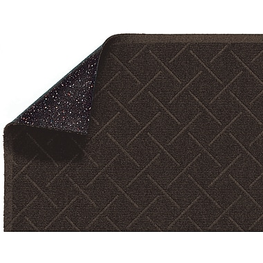Anderson Enviro Plus™ PET Polyester Indoor Wiper Mat, 2' x 3', Chestnut Brown