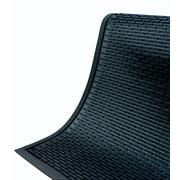 """Andersen Superscrape Indoor 60"""" x 36"""" Nitrile Rubber Mat, Black"""
