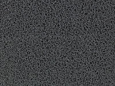 Andersen Frontier Vinyl Outdoor Scraper Mat 4' x 6' Dark Gray (437010046009)