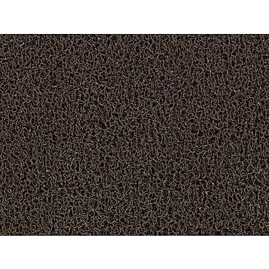 Anderson Frontier Vinyl Outdoor Scraper Mat, 3' x 60', Brown