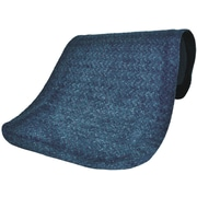 "Andersen Hog Heaven Plush Nylon Anti-Fatigue Mat, 36"" x 24"", Navy Spice"