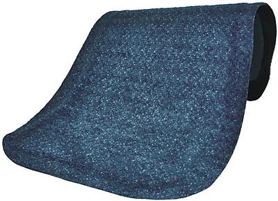 Anderson Hog Heaven Plush Nylon Interior Floor Mat, 3' x 12' , Navy Spice