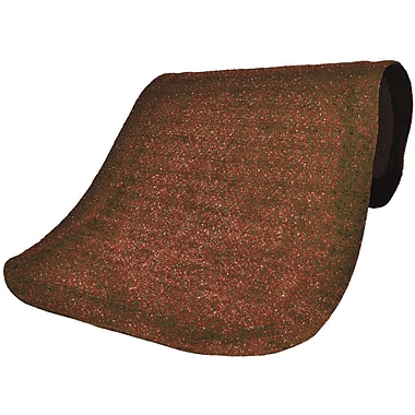 Andersen Hog Heaven Plush Nylon Interior Floor Mat, 3' x 5' , Cinnamon (447110035)