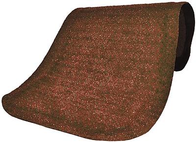 Andersen Hog Heaven Plush Nylon Interior Floor Mat, 3' x 5' , Cinnamon (447110035)