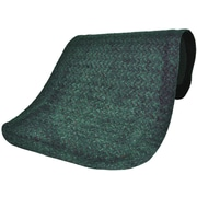 "Andersen Hog Heaven Plush Nylon Anti-Fatigue Mat 36"" x 24"", Forest Green"