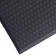 "Andersen Cushion Max PVC Nitrile Anti-Fatigue Mat 144"" x 36"", Charcoal"
