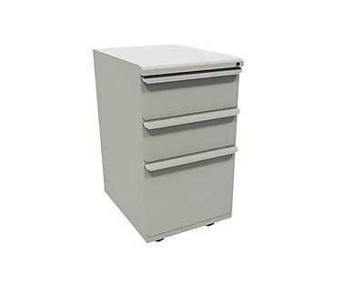 Marvel Zapf 3 Drawer Mobile/Pedestal File, Putty/Beige,Letter/Legal, 15''W (762805303020)