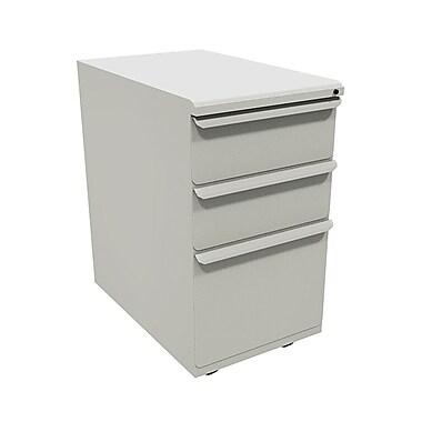 Marvel Zapf 3 Drawer Mobile/Pedestal File, Putty/Beige,Letter/Legal, 15''W (762805304027)