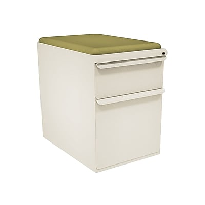 Marvel Zapf 2 Drawer Mobile/Pedestal File, Putty/Beige,Letter/Legal, 15''W (762805003807)