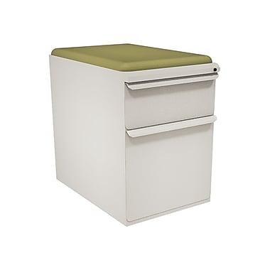 Marvel Zapf 2 Drawer Mobile/Pedestal File, Putty/Beige,Letter/Legal, 15''W (762805003814)