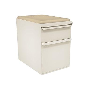 Marvel Zapf 2-Drawer Mobile/Pedestal File, Putty/Beige, Letter/Legal, 15''W (762805004040)
