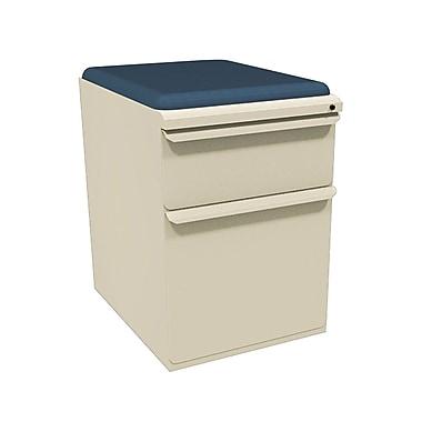 Marvel Zapf 2 Drawer Mobile/Pedestal File, Putty/Beige,Letter/Legal, 15''W (762805004491)