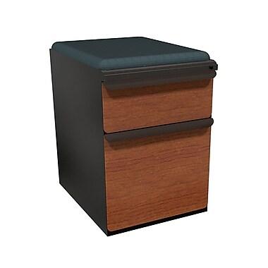 Marvel Zapf 2 Drawer Mobile/Pedestal File, Cherry,Letter/Legal, 15''W (762805004545)