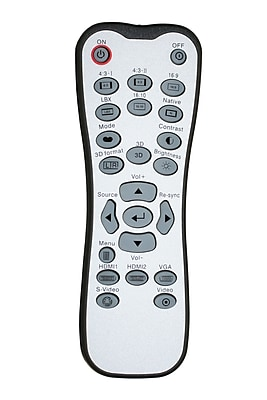 Optoma BR-3059N Infrared Remote Control For GT750