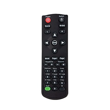 Optoma BR-5048N Remote Control For Optoma DX326