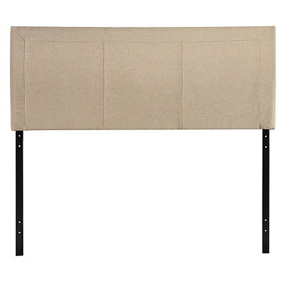 Modway Isabella Contemporary Queen Headboard, Beige, 23 1/2