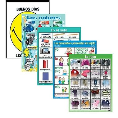 Affiches pour classe en espagnol