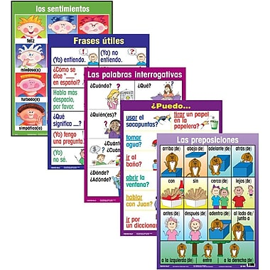 Affiches de classe en espagnol III