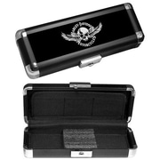 Dart World H-D Dart Carrying Case Skull w/ Wings